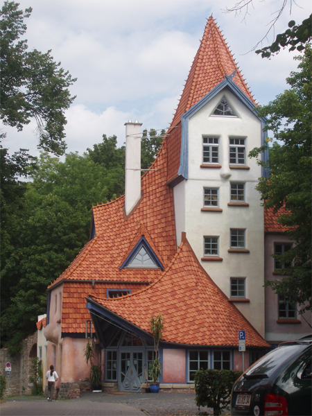 german architecture department of languages and culture studies