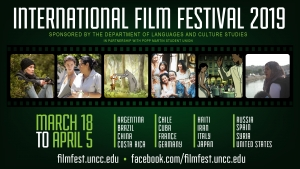 International Film Festival Poster